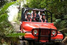 monster 4x4 thrill ride rotorua